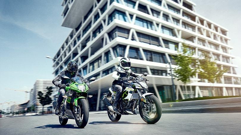 Kawasaki: svelati i prezzi delle nuove Z125 e Ninja