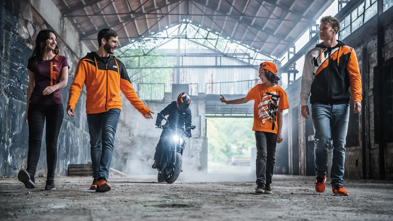 KTM e la nuova collezione Powerwear