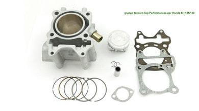 Componentistica Motorparts per Honda SH