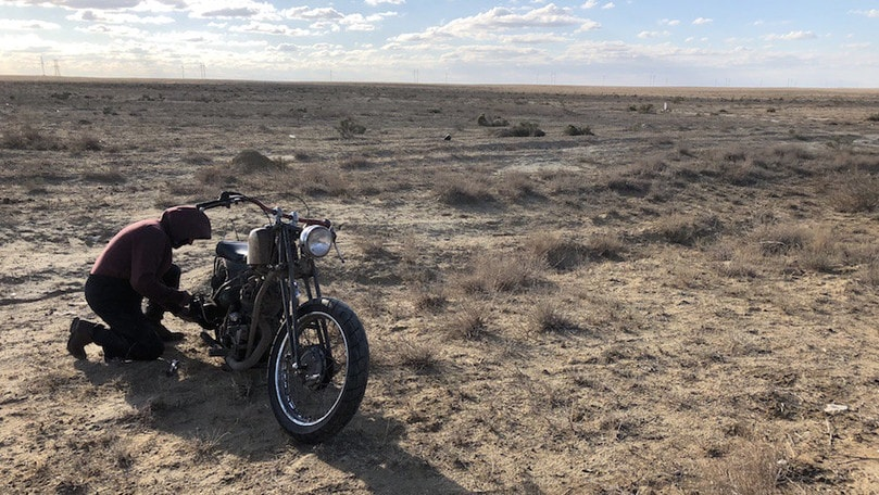 """In Moto Speciale """"Cocco"""": da Pozzis a Samarcanda con una Harley del '39 (parte #3)"""