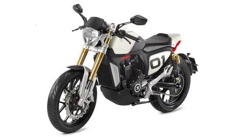 Peugeot Motorcycles P2X - LE FOTO