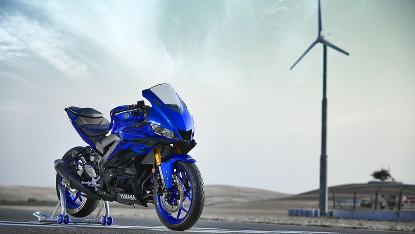 Nuova Yamaha R3 2019 Ecco Com E Cambiata Inmoto