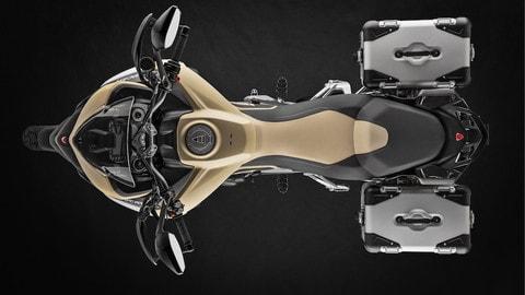 Ducati Multistrada 1260 Enduro - LE FOTO