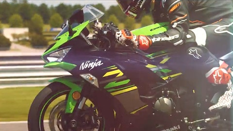 Kawasaki Ninja ZX-6R 2019 in azione - Video