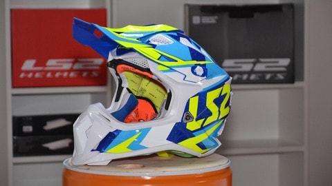Prova casco LS2 SubVerter - LE FOTO