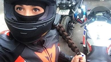 Motociclista star di Instagram muore in un incidente