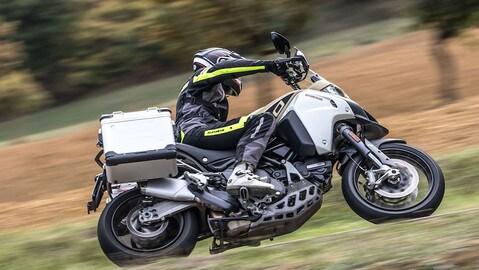 Primo contatto Ducati Multistrada 1260 Enduro - LE FOTO