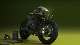 Da Los Angeles arriva il concept e-bike Sasuga