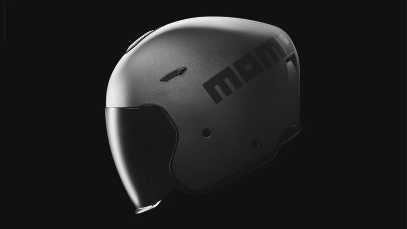 Momodesign e il casco futurista