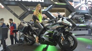 Kawasaki H2 SX SE +: come migliorare la perfezione