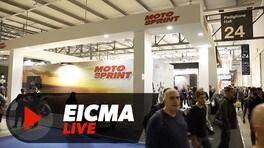 Lo Stand di InMoto e Motosprint protagonista a EICMA 2018