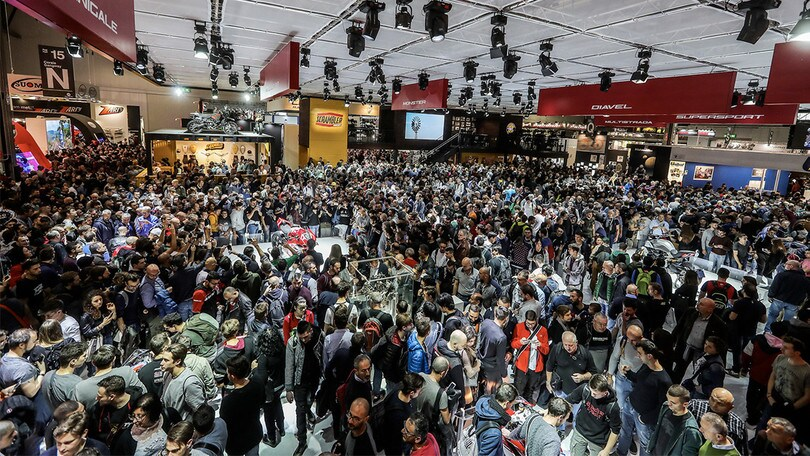 EICMA 2018: Ducati protagonista