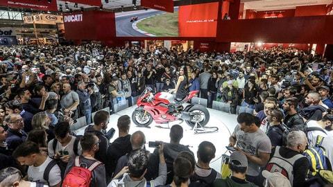 EICMA: Ducati, lo stand più bello - LE FOTO