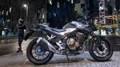 Honda CB500F, CBR500R e CB500X 2019