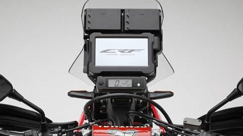 Honda CRF450L Rally concept - LE FOTO