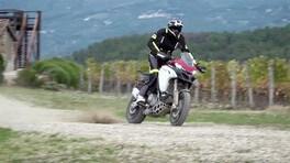 Video-prova: Ducati Multistrada 1260 Enduro