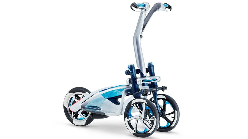 Innovazione: il 'personal mover' by Yamaha