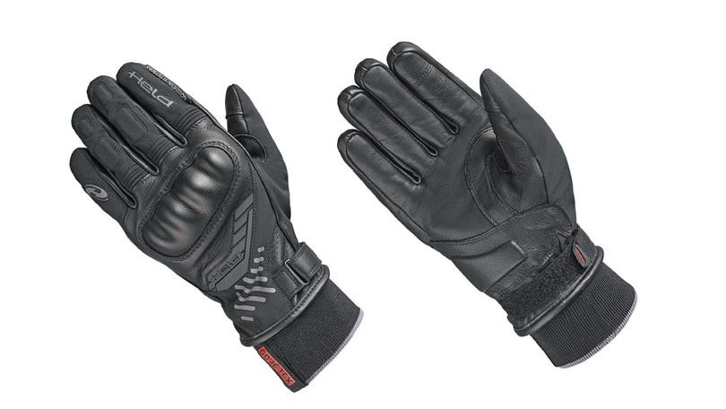Held Madoc, mani protette anche in inverno