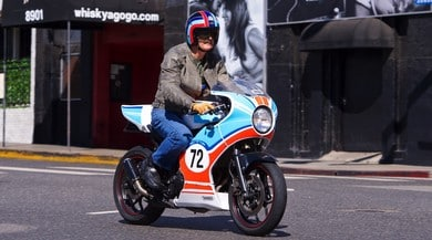 GG Retrofitz Rocket Street Yamaha YZF-R3