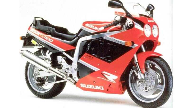 Modelli leggendari: Suzuki GSX-R 1100, 'issima' in tutto