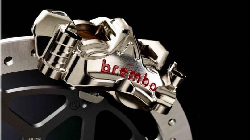 Brembo, nuova pinza da corsa monoblocco GP4-PR