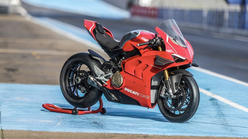 Ducati Panigale V4 R: l'on board a Jerez | VIDEO