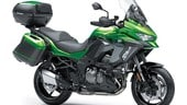 Kawasaki Versys 1000 MY 2019: svelati i prezzi