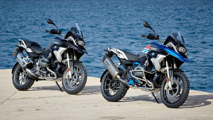 BMW R 1200 GS reginetta di vendite