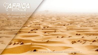 L'Africa Eco Race parte da Verona
