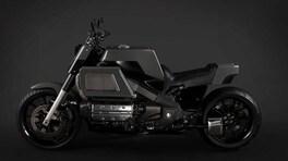 Honda Valkyrie 1.800 6 cilindri by H Garage, la streetfighter 'light'