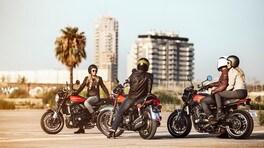 Richiamo per la Kawasaki Z900 2018