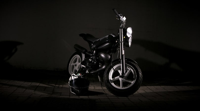 Suzuki TR50 Street Magic by IDM