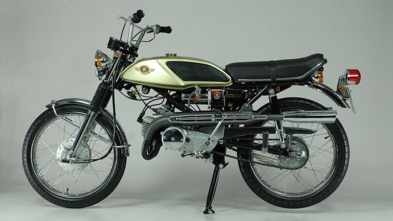 Suzuki T125 Stinger, nuovi orizzonti