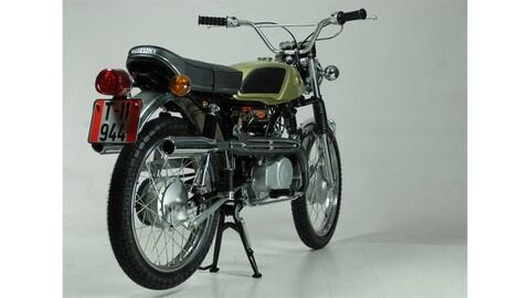 Suzuki T125 Stinger - LE FOTO