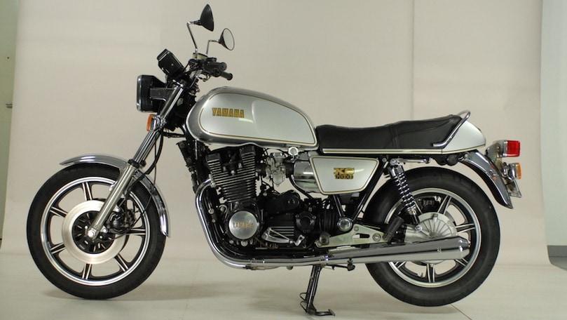 Yamaha XS 1100, l'imponente