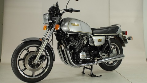 Yamaha XS 1100 - LE FOTO