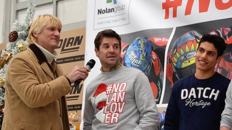 Buon Natale 'made in Nolan'