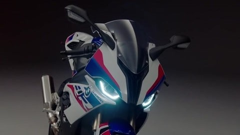 BMW S 1000 RR - IL VIDEO