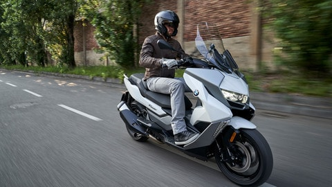 Nuovo BMW C 400 GT – IL VIDEO
