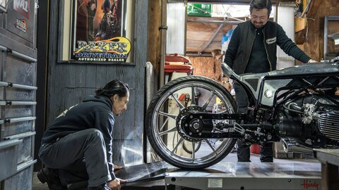 BMW al Motor Bike Expo - LE FOTO
