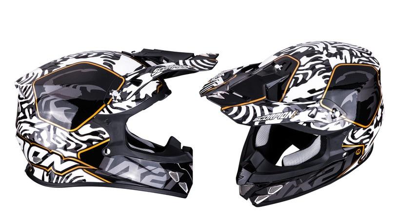 Nuovo look per lo Scorpion VX-21 Air