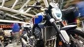 Nuova CB1000R+ Limited Edition: 200 esemplari in Italia