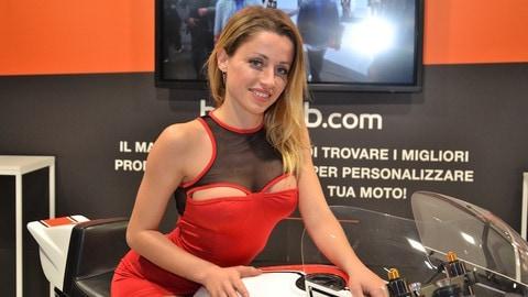 Le più sexy del Salone di Verona