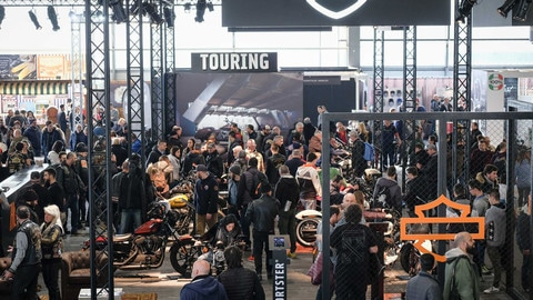 In 170.000 al Motor Bike Expo - LE FOTO