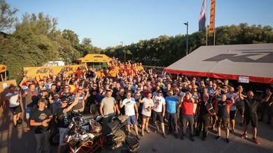 Il KTM Adventure Rally diventa europeo