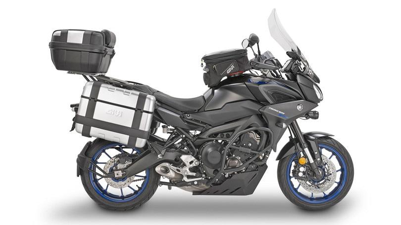 GIVI: accessori dedicati per Yamaha Tracer