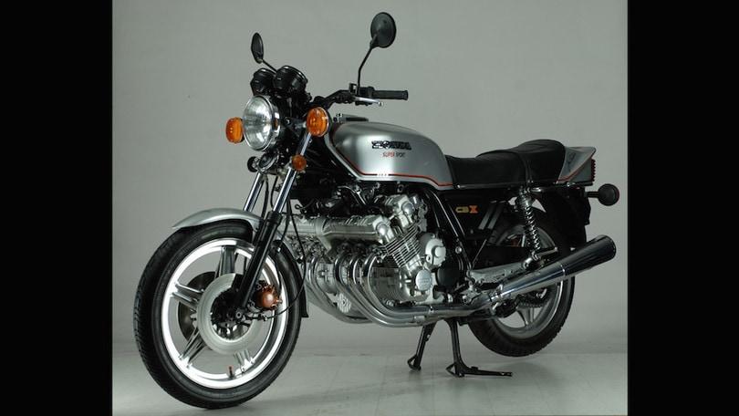 Honda CBX 1000 6 cilindri, prima donna