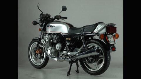 Honda CBX 1000 6 cilindri - LE FOTO