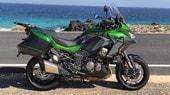 Kawasaki Versys 1000 SE: una vera super tourer