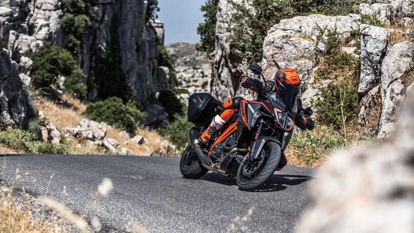KTM al Sardinia Adventouring: le FOTO
